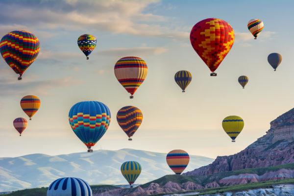 TOP10+: Úžasné fakty o teplovzdušných balónoch