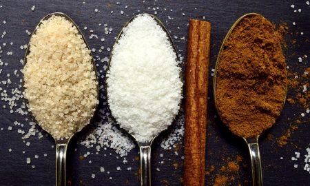 Koľko cukru sa nachádza vo vašom jedle a pití?