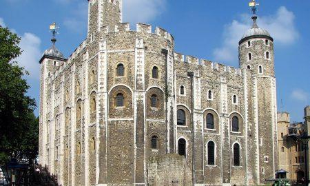 Desivé hrady azámky: Londýnsky Tower