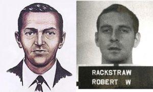 Pozoruhodný únik únoscu lietadla menom D. B. Cooper