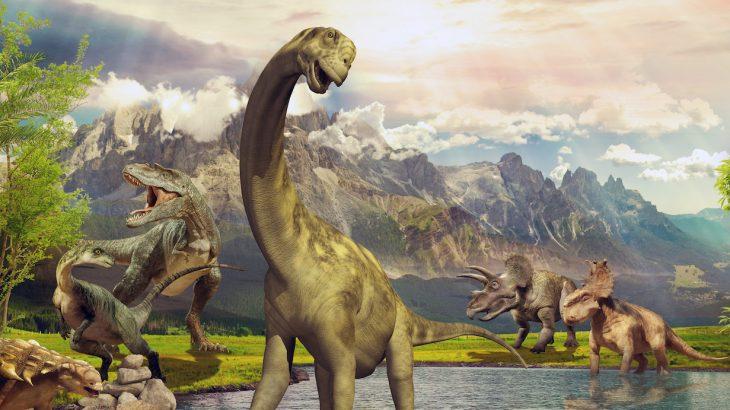 dinosaurov
