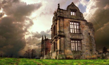 Prekliate miesta: Kostoly a paranormálne javy. Shropsire