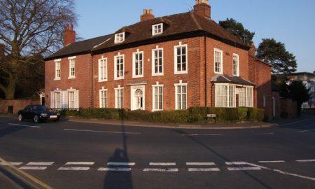 Strašidelné domy: Cumnor House v Oxfordshire