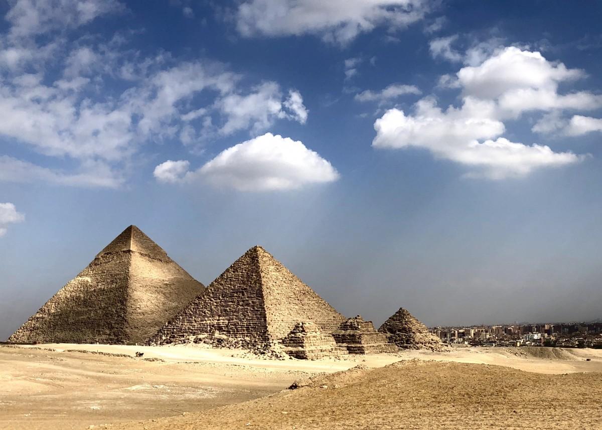 Vek faraónov aneuveriteľné stavby: pyramídy - 2. časť