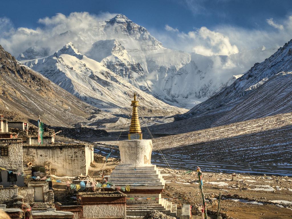 Mystické skryté tibetské kráľovstvo Šambala