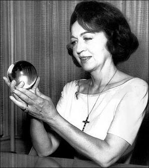 Paranormálne sily: Jean Dixon mrazivo presná jasnovidka