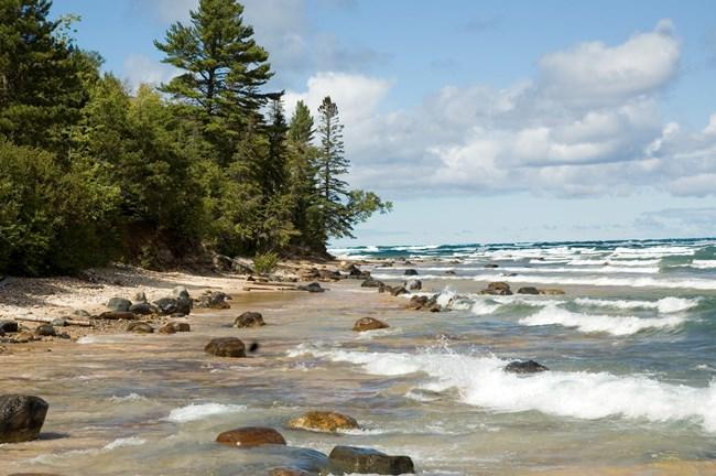 Strašidelné lode: Veľké jazerá v Michigane, USA
