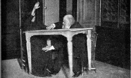Paranormálne sily: Eusapia Palladino a telekinéza
