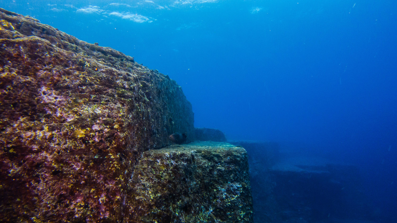 Japonský záhadou opradený ostrov Yonaguni 2. časť