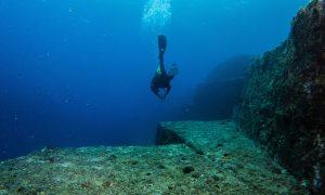 Japonský záhadou opradený ostrov Yonaguni 1. časť