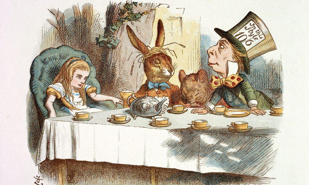 Syndróm Alice vkrajine zázrakov