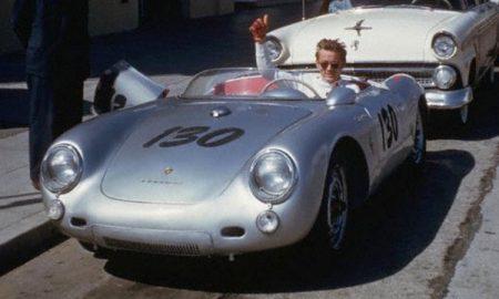 James Dean a jeho prekliate Porsche 550 Spyder 1. časť