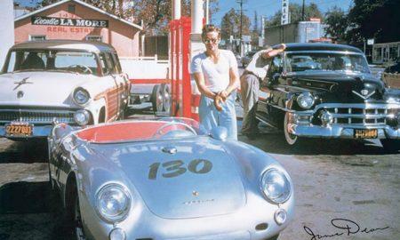 James Dean a jeho prekliate Porsche 550 Spyder 2. časť