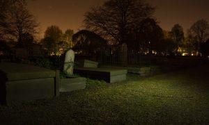 Prekliatie cintorínu Pri čiernej nádeji 3. Časť