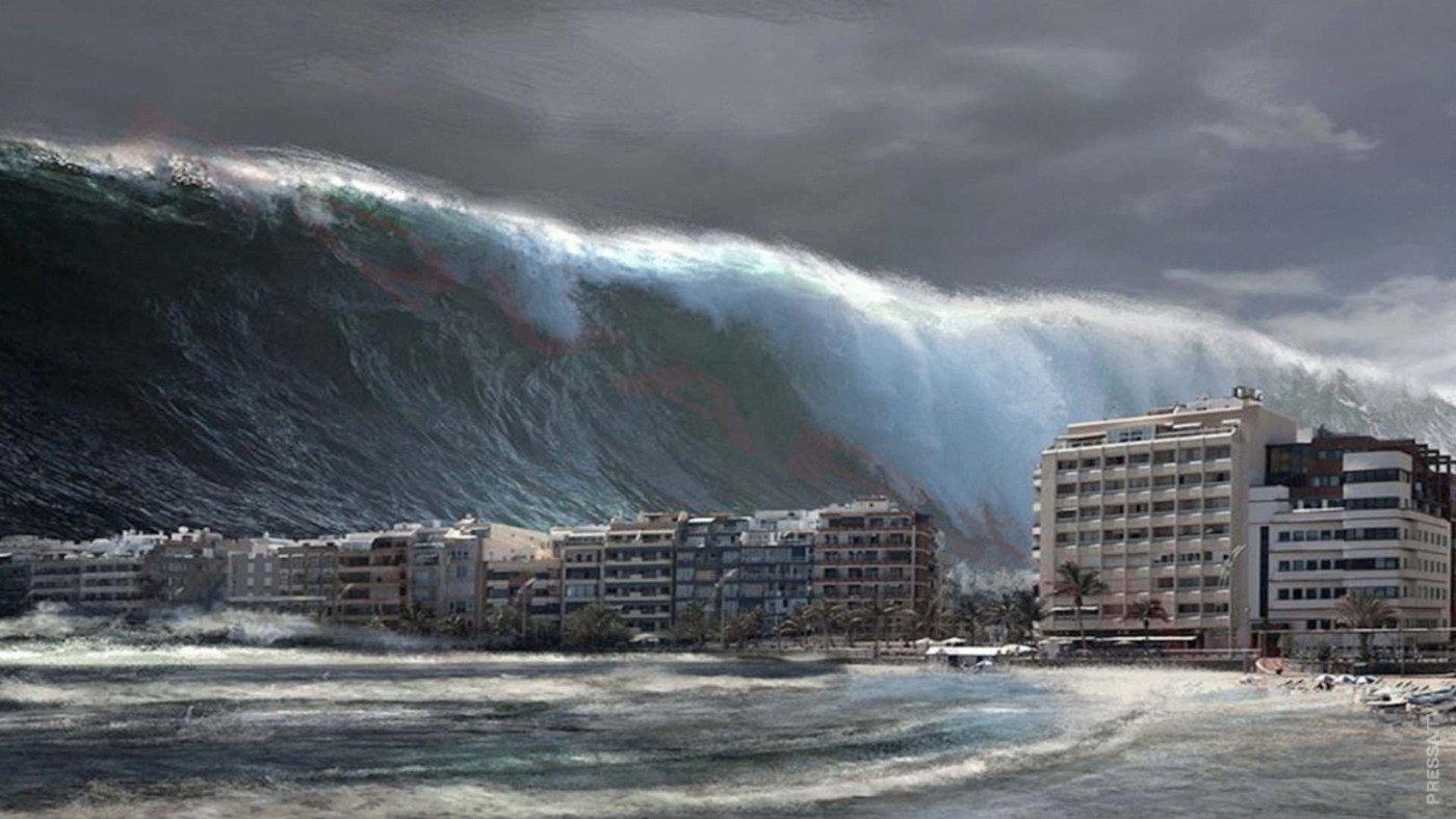 zvláštnosti prírody Zvláštnosti prírody: Obrie vlny 3. Časť