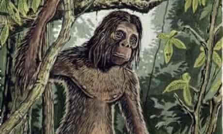 Orang Pendek: Bájny malý muž