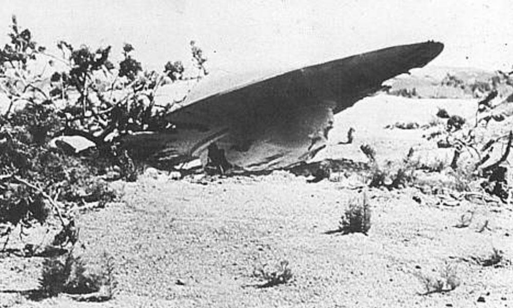 Spozorovania UFO: Roswell v roku 1947