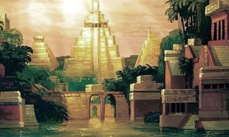 Sedem stratených mýtických miest Ciboly. 1. časť