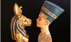 Záhadné zmiznutie kráľovnej Nefertiti