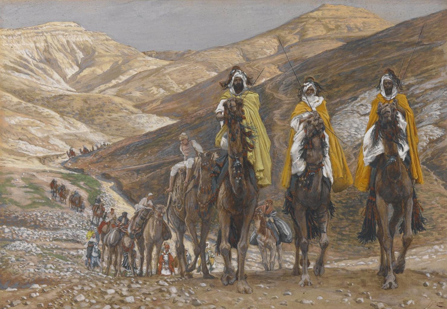 Kto vskutočnosti boli Traja králi zVýchodu?