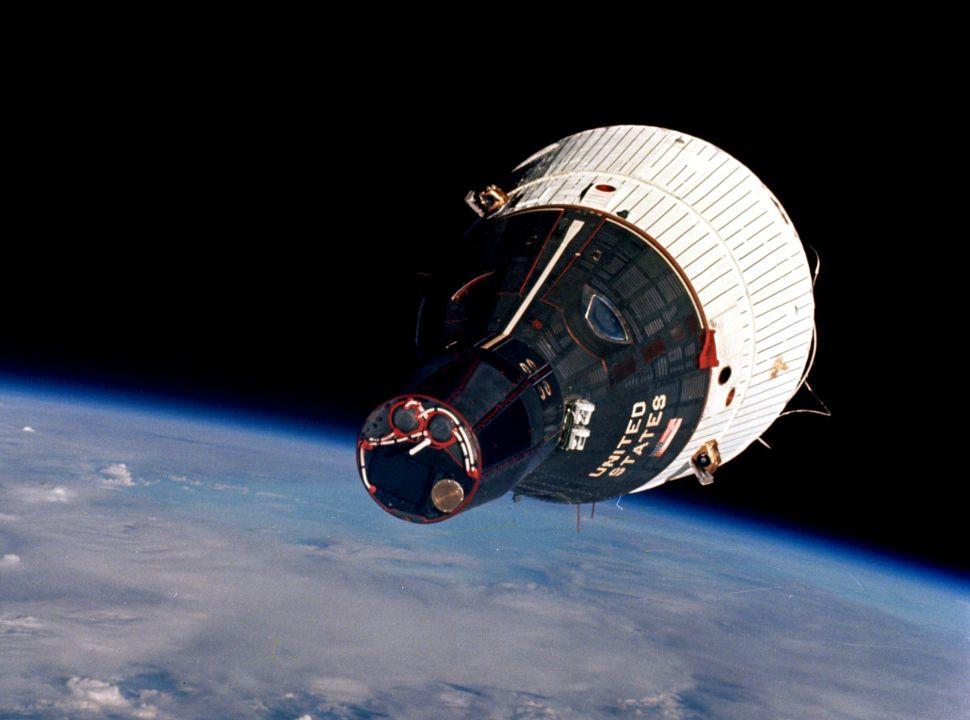 Vesmírne koráby, ktoré dopravili astronautov na obežnú dráhu - 1. časť