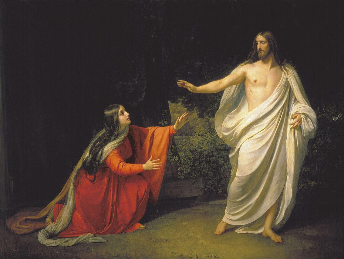 Kto bola Mária Magdaléna a aký bol jej vzťah sJežišom?