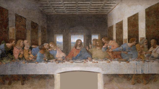Bol Leonardo da Vinci obdarovaný rýchlym okom a tak zachytil úsmev Mony Lisy?