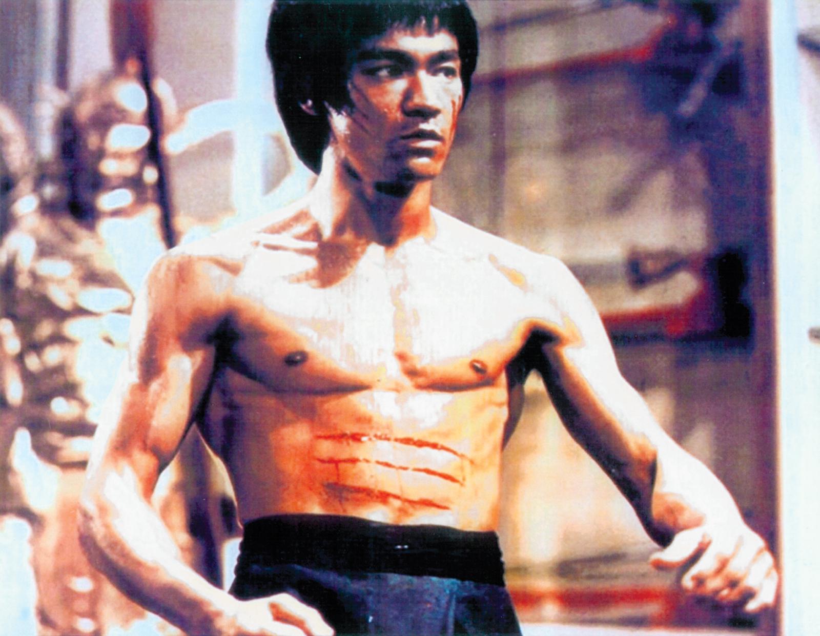 Predčasná smrť Brucea Leeho