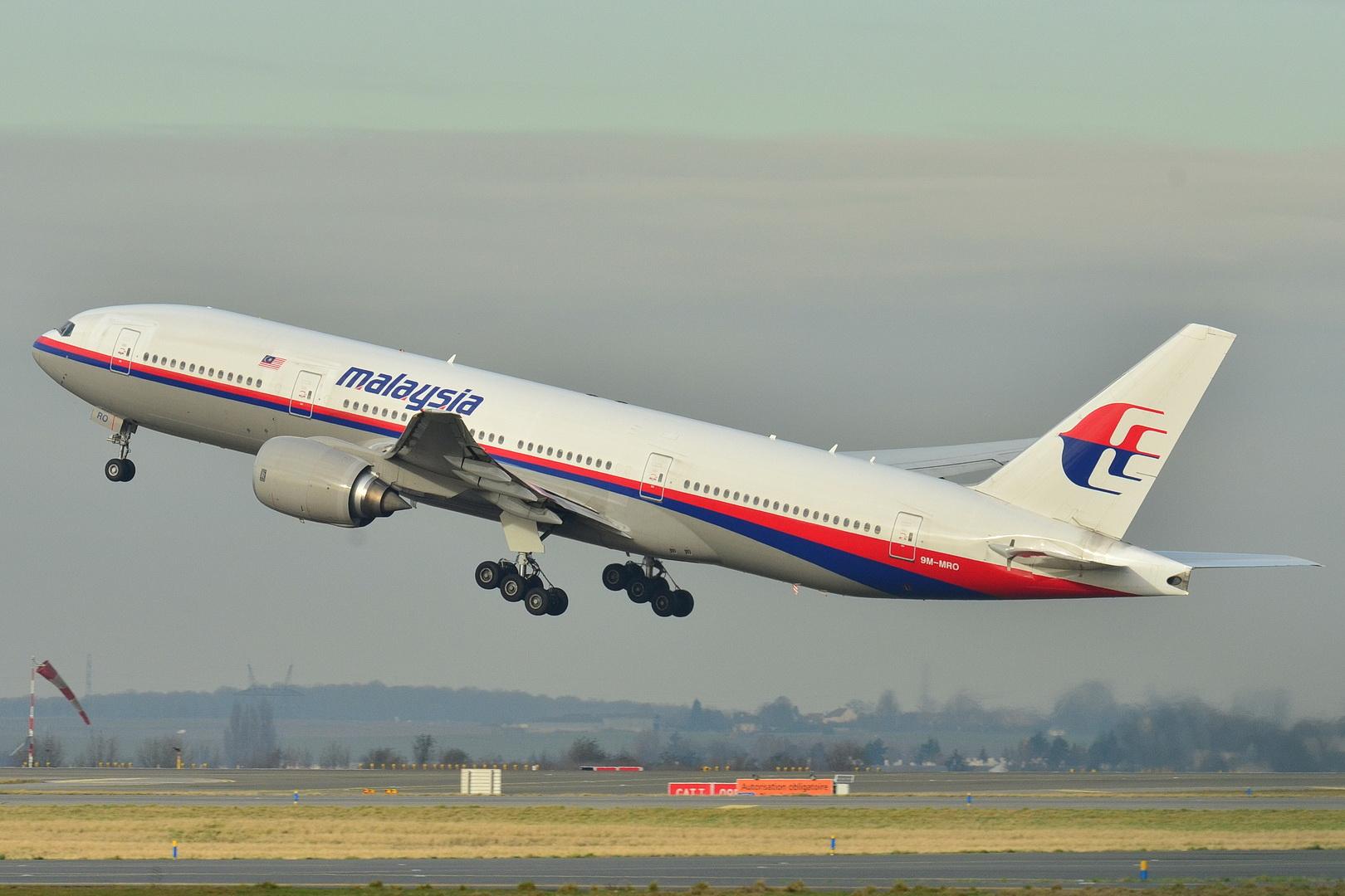 Záhadné zmiznutie letu MH370