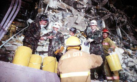 Oklahoma City a bombový útok