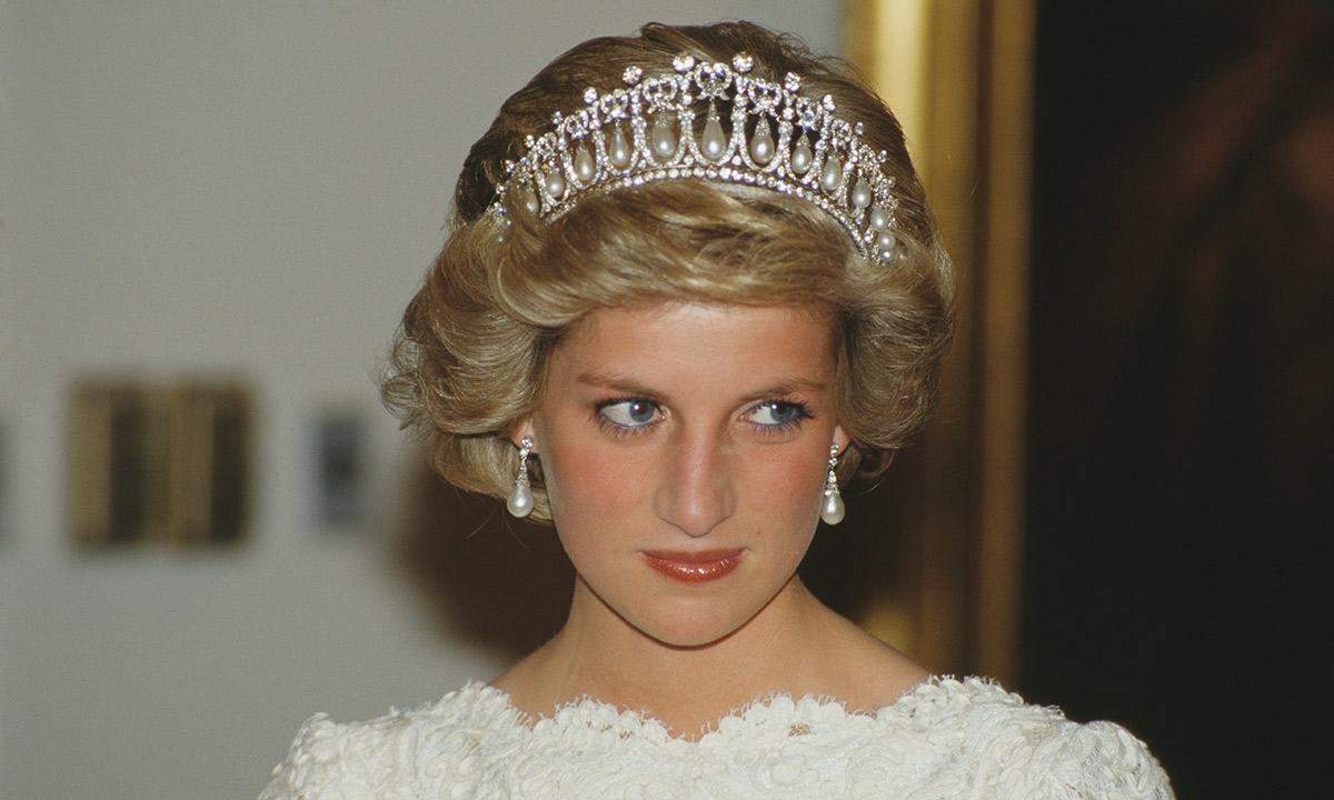 Smrť princeznej Diany