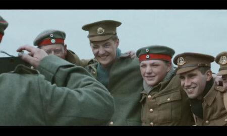 Vianočné video z prvej svetovej vojny podľa skutočnej udalosti, ktoré ťa chytí za srdce. Aj vojaci sú len ľudia
