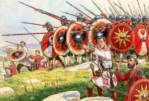 bojovníci