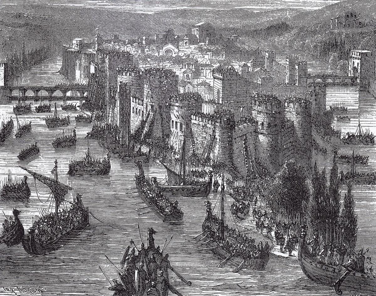 Záhadná krajina Vinland amapa Vikingov