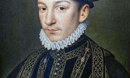 Karol IX. ako syn legendárnej Kataríny Medicejskej