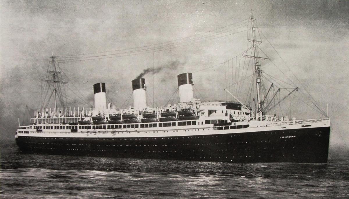 Cap Arcona: Veľká ľudská tragédia 2. sv. vojny: 1. časť