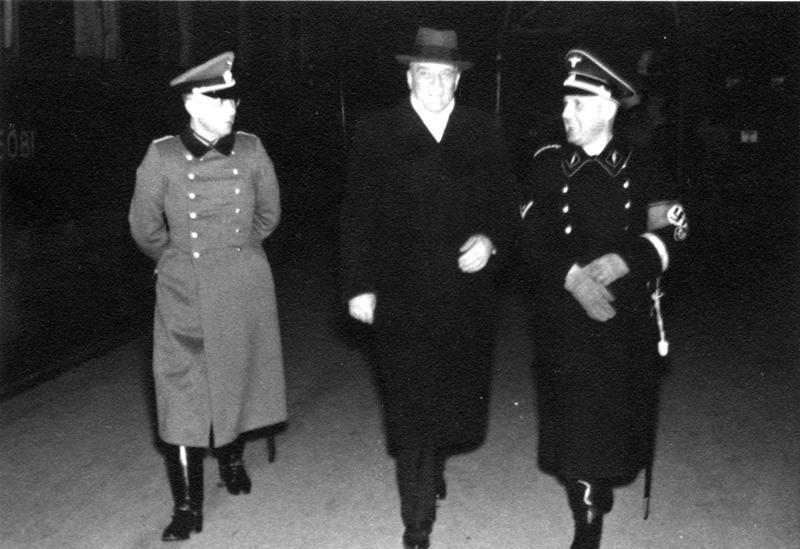 Nacistický pohlavár Heinrich Müller pochovaný na židovskom cintoríne?