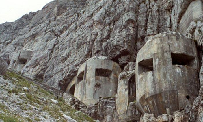Alpská bašta a posledný odpor nacistov