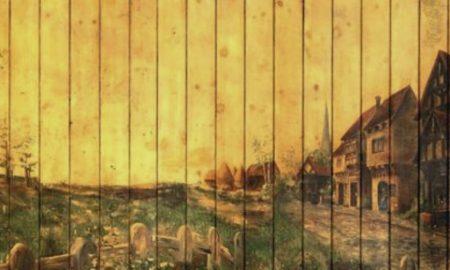Hľadá sa autor nástenných malieb z druhej svetovej vojny
