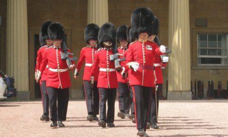 kráľovská stráž