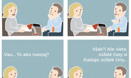 pracovnom pohovore