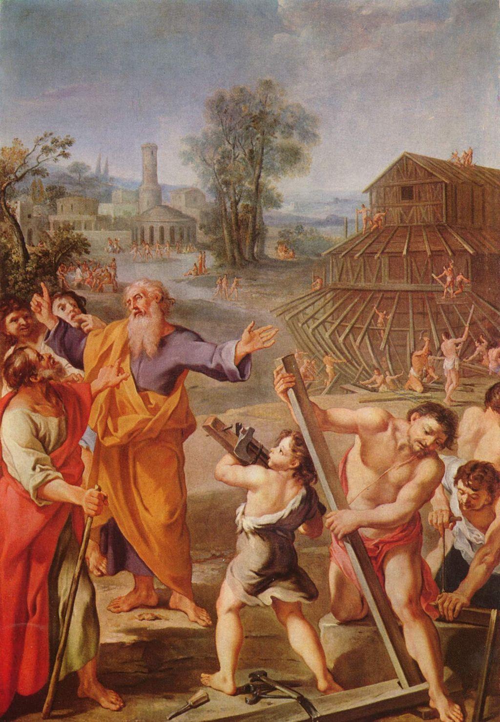 Noeho akcia: 1. časť